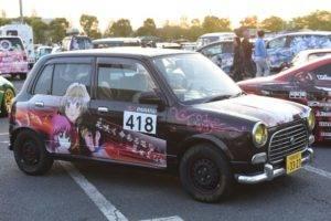 【ほぼ全て】お台場痛車天国2018  Odaiba itasha tengoku, customized anime sticker car fetivalMiscellaneousItasha Sticker 30