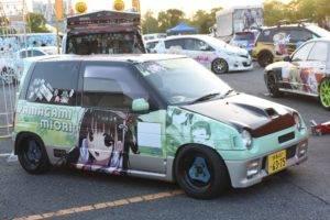 【ほぼ全て】お台場痛車天国2018  Odaiba itasha tengoku, customized anime sticker car fetivalMiscellaneousItasha Sticker 42