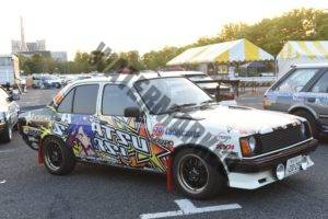 【ほぼ全て】お台場痛車天国2018  Odaiba itasha tengoku, customized anime sticker car fetivalMiscellaneousItasha Sticker 45