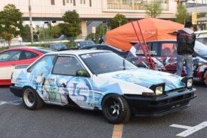 【ほぼ全て】お台場痛車天国2018  Odaiba itasha tengoku, customized anime sticker car fetivalMiscellaneousItasha Sticker 50
