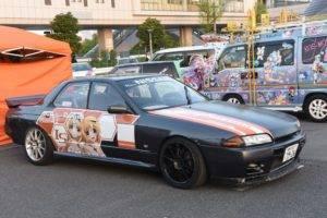 【ほぼ全て】お台場痛車天国2018  Odaiba itasha tengoku, customized anime sticker car fetivalMiscellaneousItasha Sticker 51