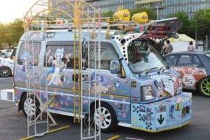 【ほぼ全て】お台場痛車天国2018  Odaiba itasha tengoku, customized anime sticker car fetivalMiscellaneousItasha Sticker 53