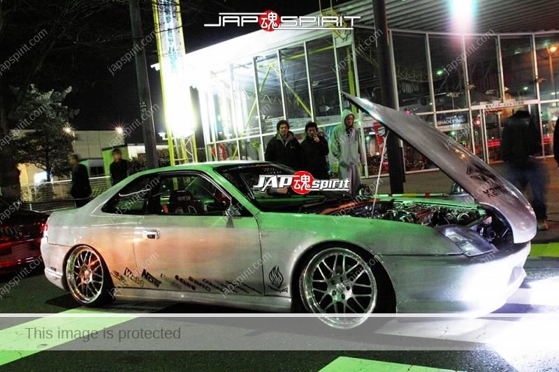 HONDA PRELUDE BB6, XANTHIC CARBON CUSTOM at Minatomirai (1)