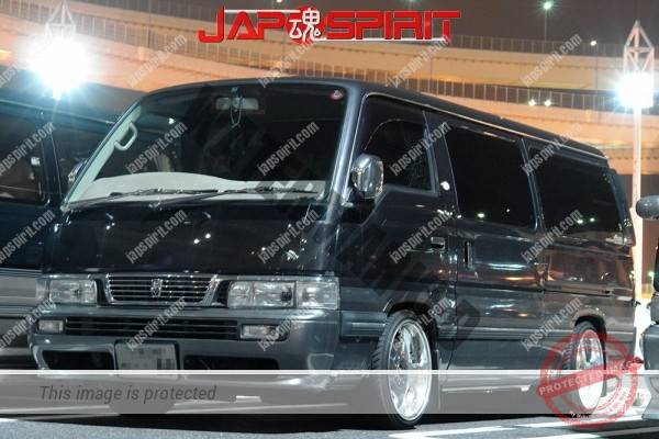 NISSAN HOMY 4th E24 Stylish Sound Car Interior Custom Sotomuki Style 1