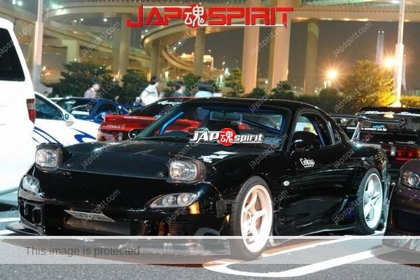 "Photo of MAZDA RX7 FD, Drift team ""Gokujo"", Carbon bonnet, GT wing, built in roll bar"