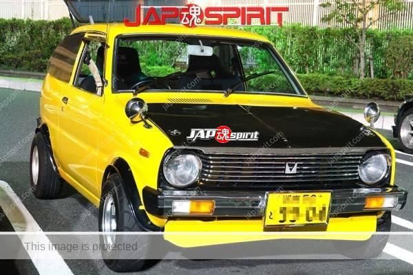 Photo of MITSUBISHI Minica A105A, Zokusha style, Over fender