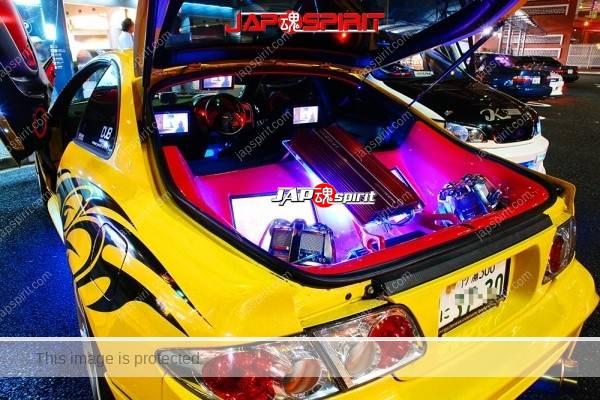 TOYOTA Supra A80 (Porsche boxster 986's head light & ATENZA F20 Rear light) scissor door & AV system (3)