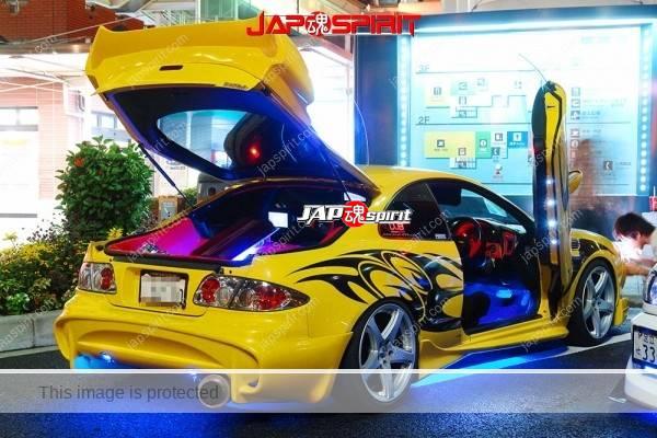 TOYOTA Supra A80 (Porsche boxster 986's head light & ATENZA F20 Rear light) scissor door & AV system (1)