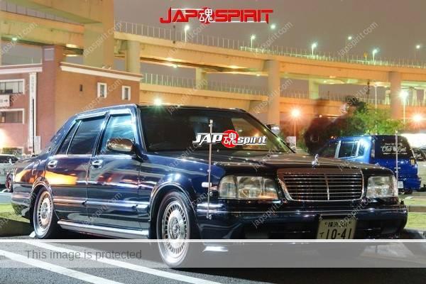 Nissan Cedric Y31 Official Public Car Replica Black Body With
