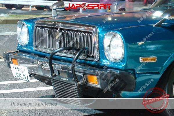TOYOTA Chaser 1 st, Seitoha style, exposed inter cooler in front of front gril (1)