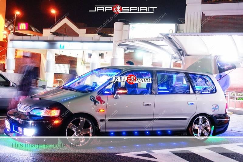HONDA CIVIC Wagon/Shuttle, Sotomuki USDM style beautiful lighting and sound system (1)