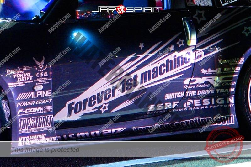NISSAN Fairlady (Z car) Z33 SSRF Design by Satoshi studio racing factory (4)