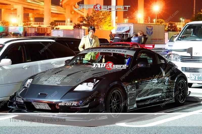 NISSAN Fairlady (Z car) Z33 SSRF Design by Satoshi studio racing factory (3)
