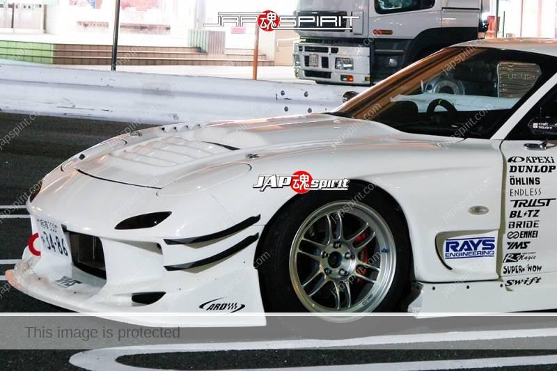 MAZDA RX7 FD Spokon style tuned by Rmagic and YMS Gyoda motor sports (2)