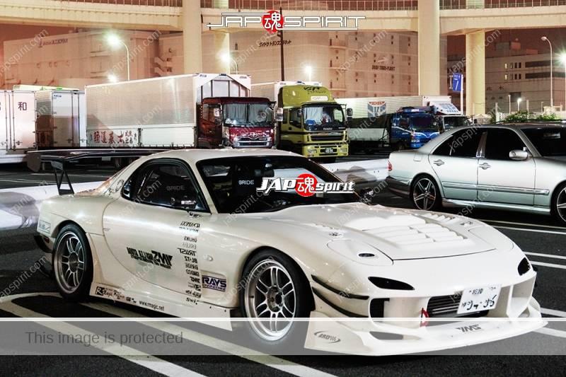 MAZDA RX7 FD Spokon style tuned by Rmagic and YMS Gyoda motor sports (3)