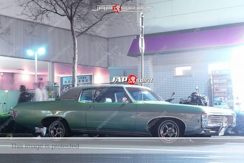 Chevrlet Impala 1973 Custom Coupe 2