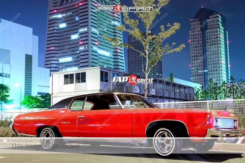 Photo of Chevrolet Monte Carlo 1st Red color at Minatomirai