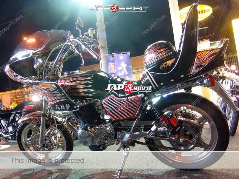 HONDA CB400D Super hawk III Kyushakai 1