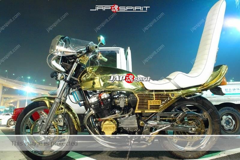 HONDA CBx400F II Kyushakai 1