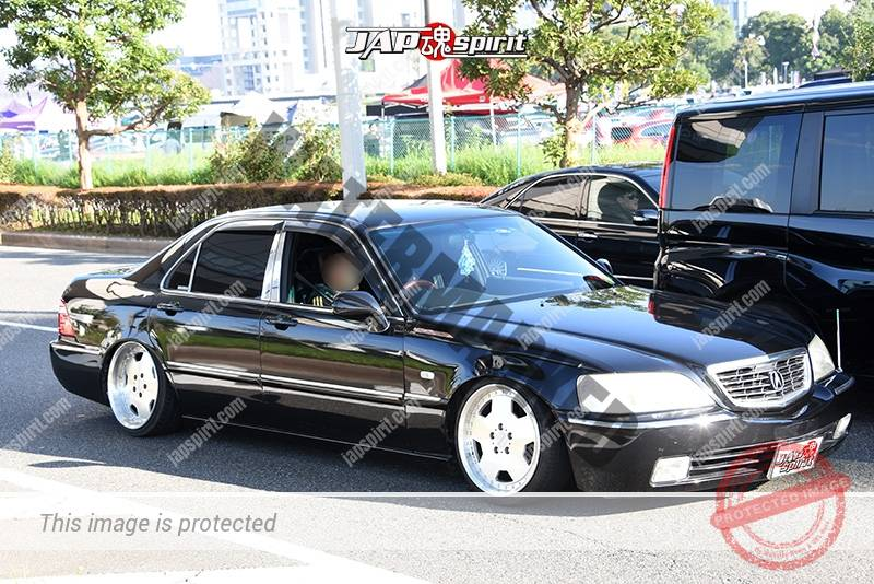 Photo of Stancenation 2016 Acura RL KA9 VIP hellaflush tsuraichi black body