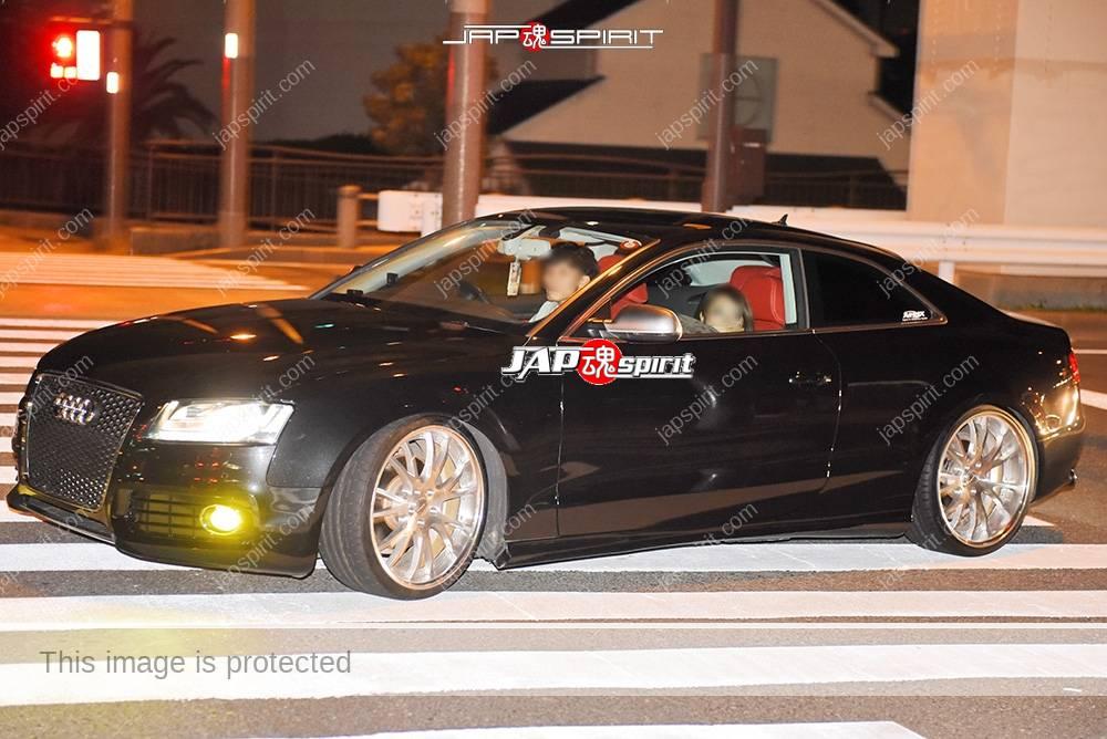 Photo of Stancenation 2016 Audi A5 Black body at odaiba