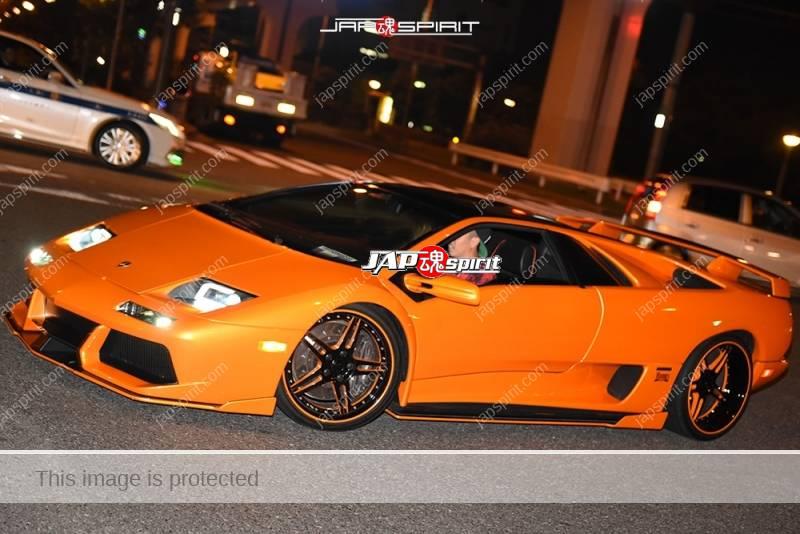 Photo of Stancenation 2016 RUDEPLAYERZ's Lamborghini Diablo at Odaiba
