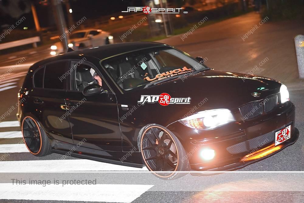 Photo of Stancenation 2016 BMW F20 black hellaflush at odaiba
