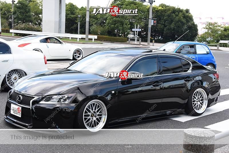 Photo of Stancenation 2016 Lexus GS L1 hellaflush VIP black