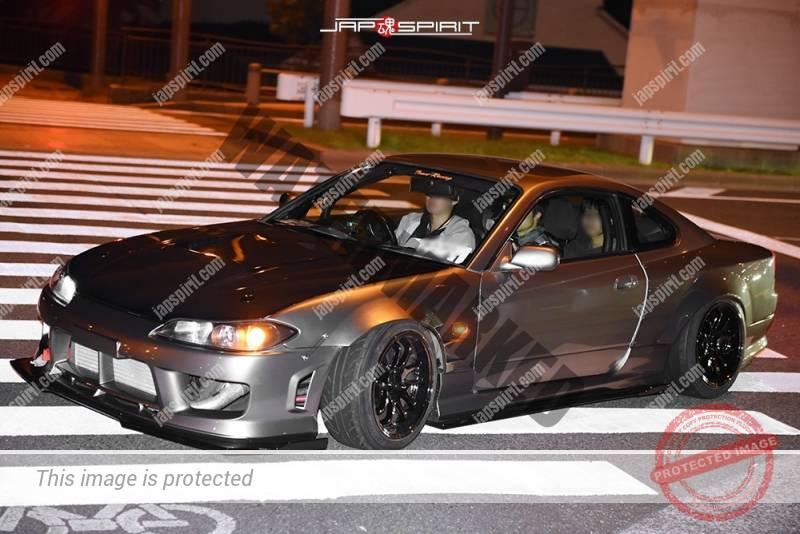 Photo of Stancenation 2016 NISSAN Silvia S15 hashiriya style over fender