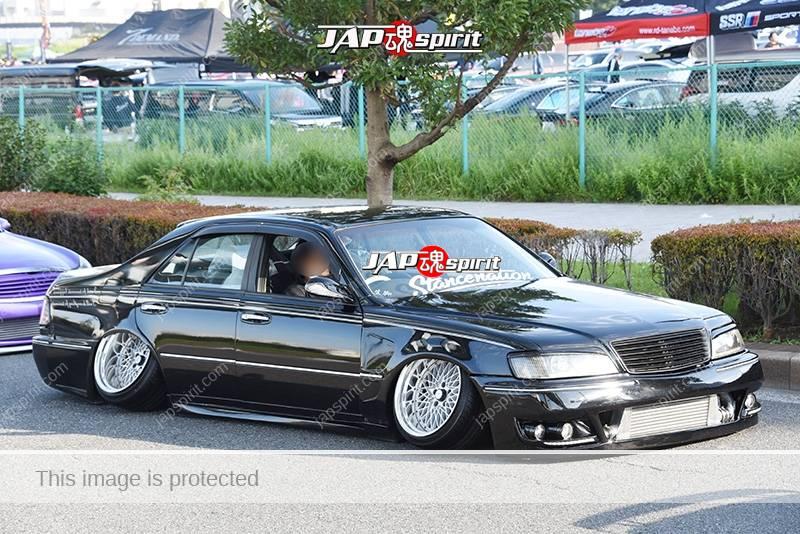 Photo of Stancenation 2016 Nissan Cima FY33 very low hellaflush tsurauchi oni camber