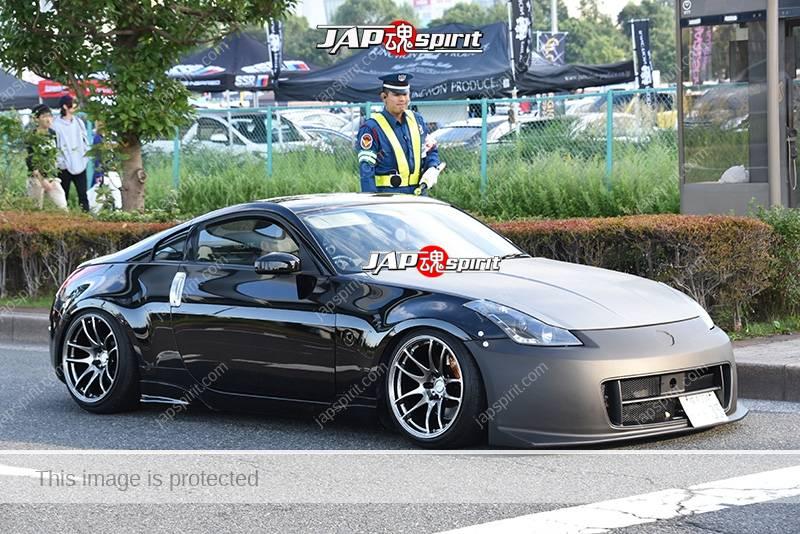 Photo of Stancenation 2016 Nissan Fairlady Z33 hellalfush black body at odaiba