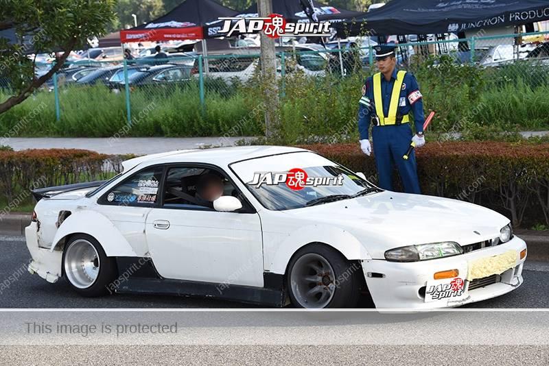 Stancenation 2016 Nissan Silvia S14 Hellaflush Works