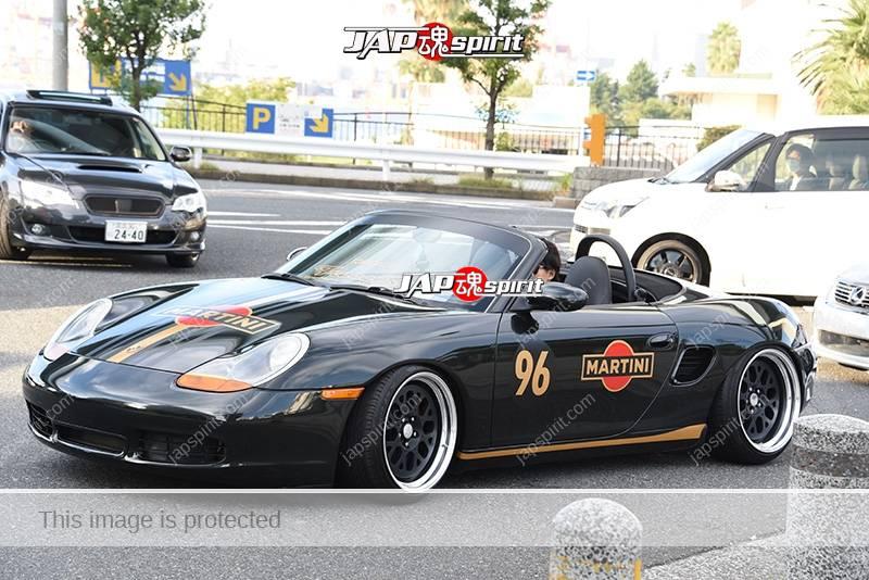Stancenation 2016 Porsche Boxster Hellaflush Super Car Black Martini Style Jap Spirit