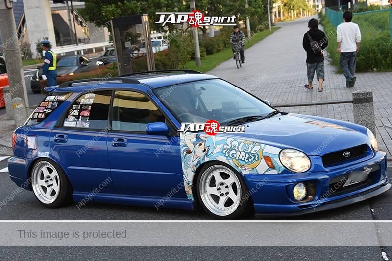 Photo of Stancenation 2016 Subaru Impreza 2nd marume sports wagon hellaflush