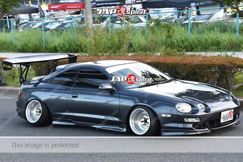 Stancenation 2016 Cool Toyota Celica T200 Team Freakin