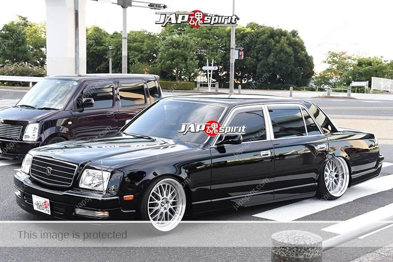 Photo of Stancenation 2016 Toyota Century GZG5 VIP hellaflush tsurauchi black body