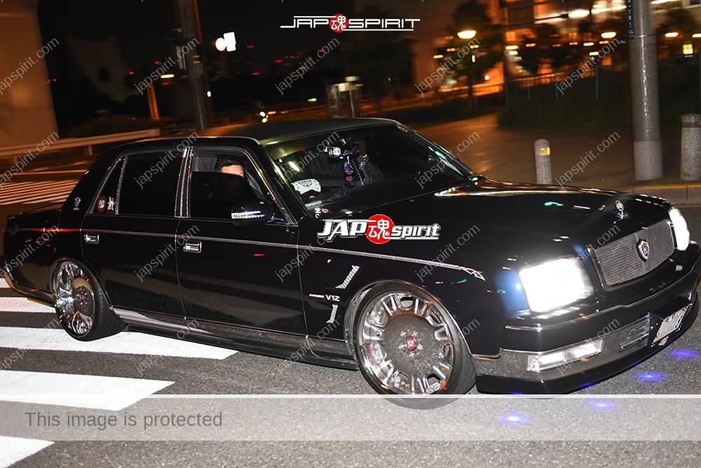 Photo of Stancenation 2016 Toyota Century GZG5 Vip style black body at Oaiba