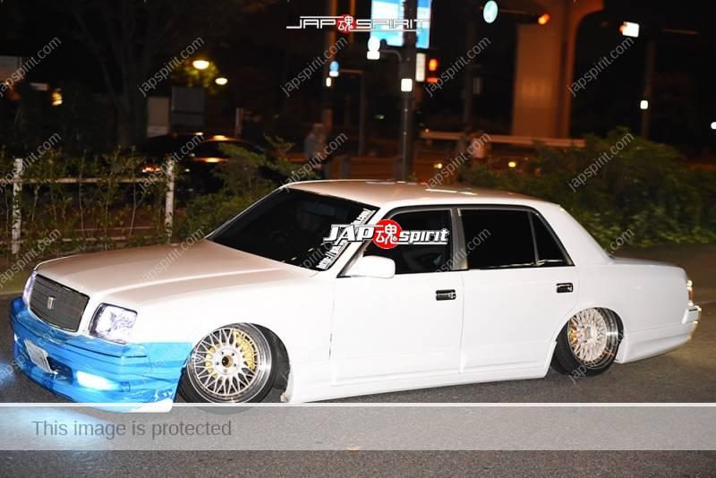 Photo of Stancenation 2016 Toyota Century GZG50 VIP hellaflush royal white body by garage startin