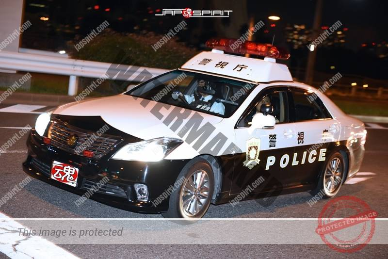 Photo of Stancenation 2016 Toyota Crown Athlete Wangan police car