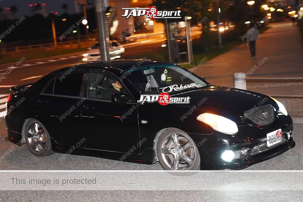 Stancenation 2016 Toyota VEROSSA hellaflush black body team Reberta 1
