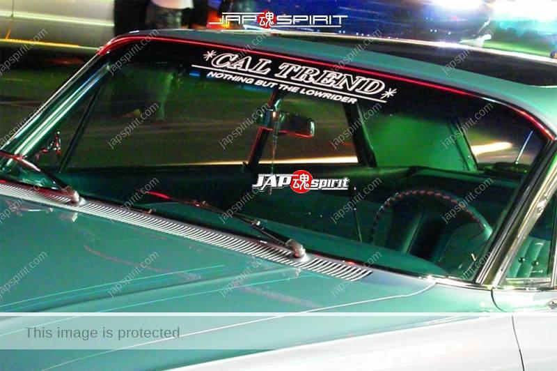 CHEVROLET Impala SS Hardtop Sport Coupe lowrider style light blue (1)