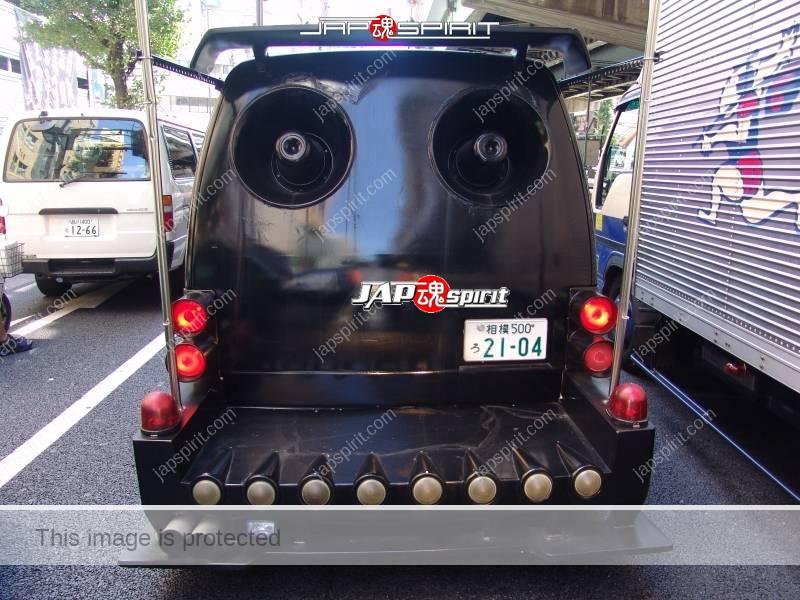 NISSAN Caravan E25 Gaisensha style Vanning custom team 松魂塾 1