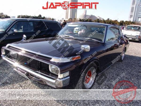 Photo of Classic car new year meeting 2005, miscellaneous TOYOTA cars