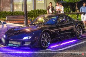 Daikoku PA #7day report 2015/07/07 #DaikokuPA #DaikokuParking #JDM #大黒PA #ロータリー魂 46