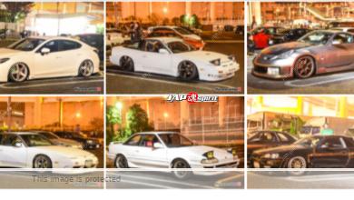 Daikoku PA Cool car report 2018/11/09 #DaikokuPA #DaikokuParking #JDM #大黒PA 6