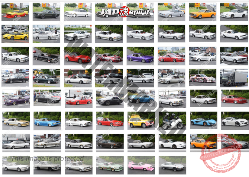Daikoku PA Cool car report 2019/06/30 #DaikokuPA #DaikokuParking #JDM #大黒PA レポート 62
