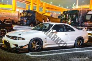 Daikoku PA Cool car report 2019/08/23 #DaikokuPA #DaikokuParking #JDM #大黒PA レポート 7