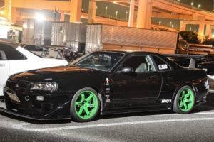 Daikoku PA cool car report 2019/11/08 大黒PAレポート #DaikokuPA #JDMMiscellaneous 18