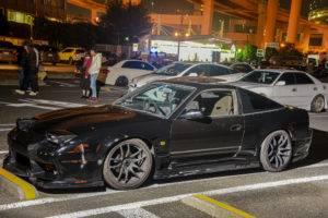 Daikoku PA cool car report 2019/11/08 大黒PAレポート #DaikokuPA #JDMMiscellaneous 23