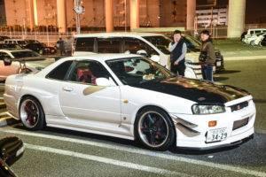 Daikoku PA cool car report 2019/11/08 大黒PAレポート #DaikokuPA #JDMMiscellaneous 42